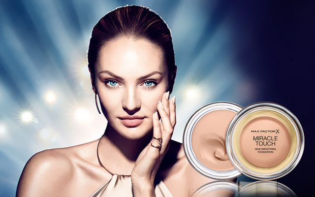 Max Factor Miracle Touch