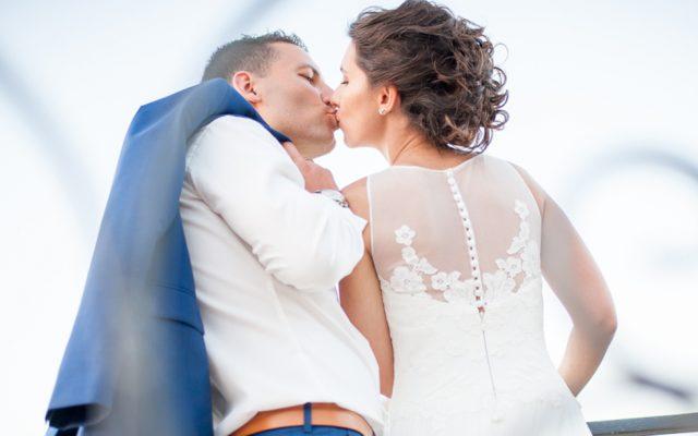 Сватбата на Аделина и Георги – 27 август 2016, Созопол