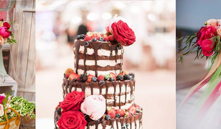 Сватба с дъх на ягоди