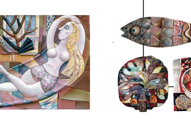 Меглена Шаманова – художник-керамик