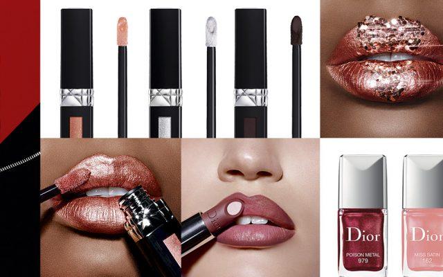 Dior – игра на цвят & ефекти