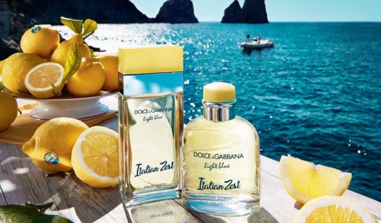 Light Blue Italian Zest – лятна свежест с цитрусов полъх в дует за Нея и за Него