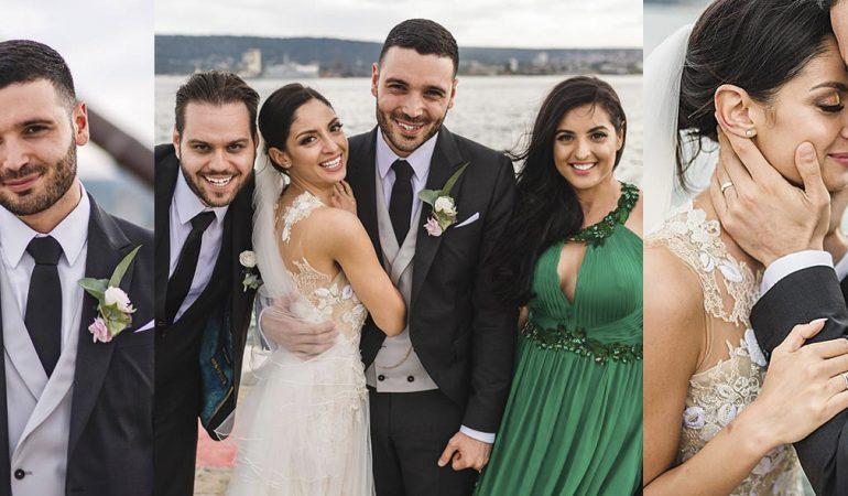 23 юни 2018 – сватбата на Ваня и Кристиан