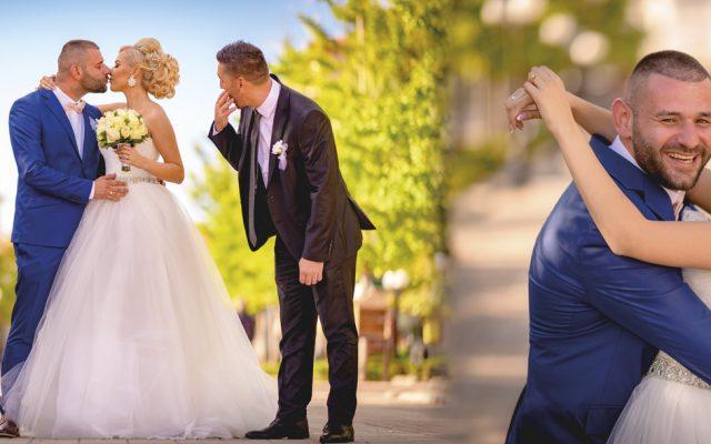 Сватбената приказка на Теодора