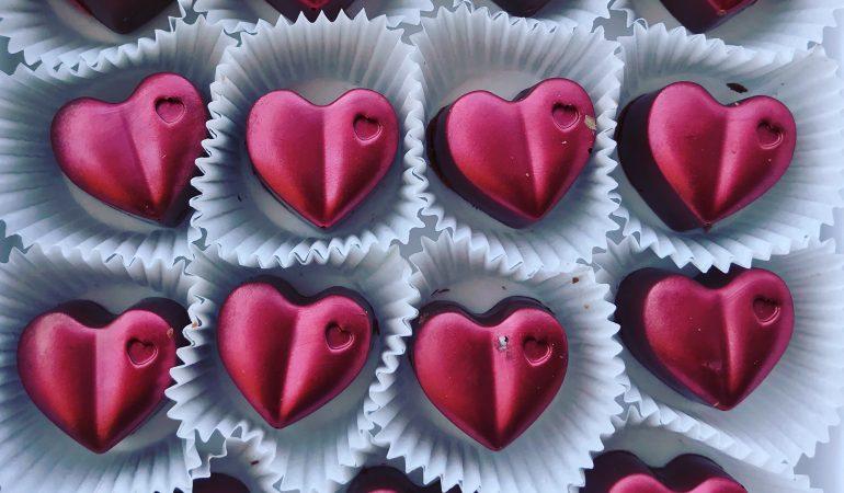 """Кажи """"Обичам те"""" с Anna's Chocolates"""