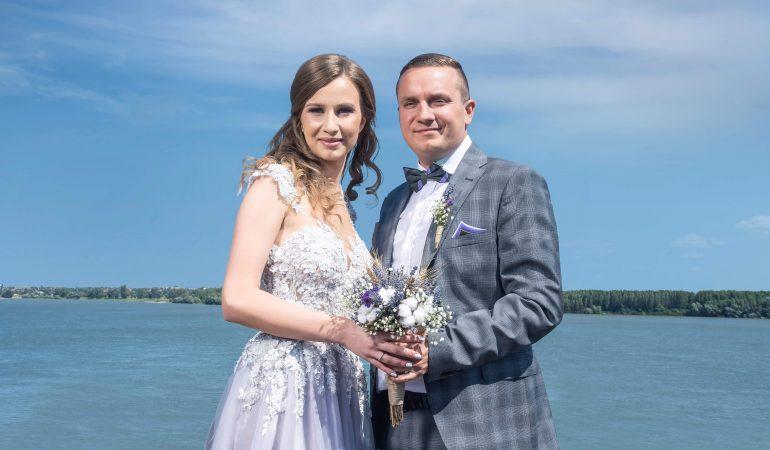 Сватбата на Анита и Желю
