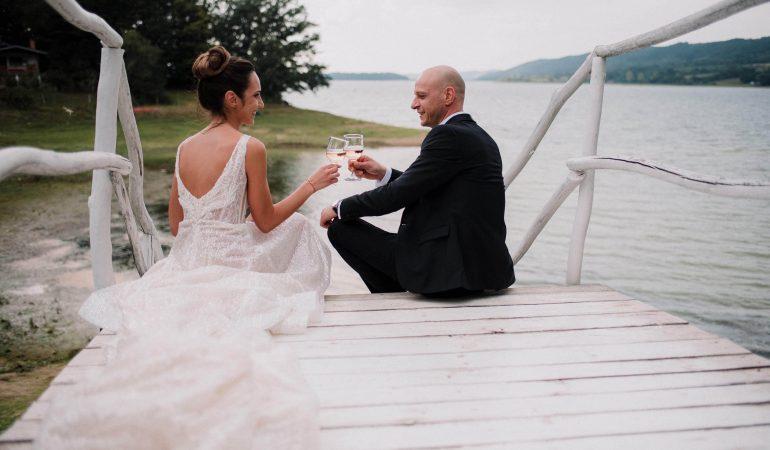 Сватбата на Николет и Тони Станеви