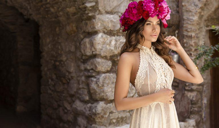 Бохемско сватбено лято с Hellenic Vintage & Atelier Zolotas