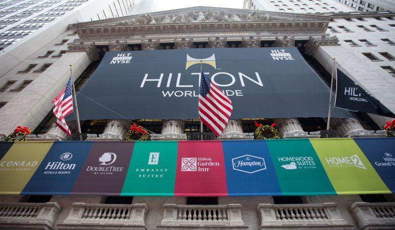 100 години гостоприемство от Хилтън