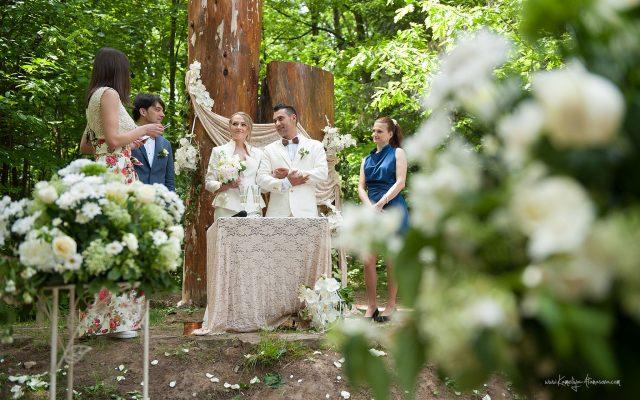 Нашият сватбен ден