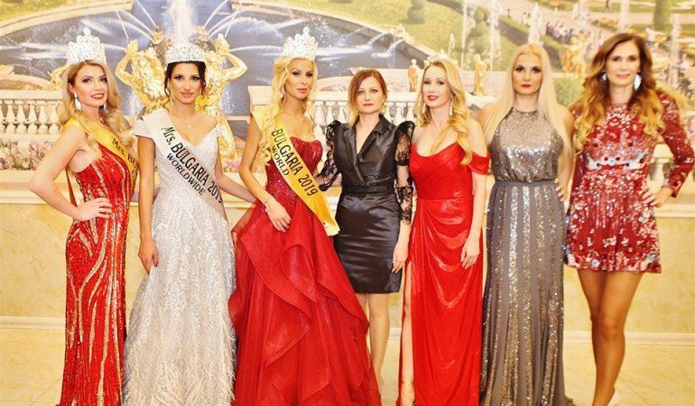 Финалистките на Мисис България 2019 избраха тоалети от Bridal Fashion
