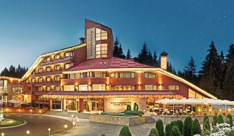 Хотел Ястребец – сватба по ноти с дъх на борова гора