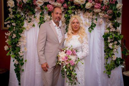 Сватбата на Ваня Ламбева и Красимир Василев