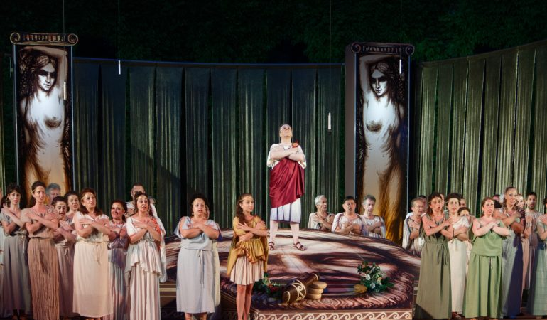 Банско Опера Фест – магията на класическата музика под открито небе