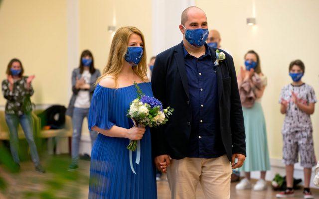 Сватбата на Росяна и Наско – 18.07.2020