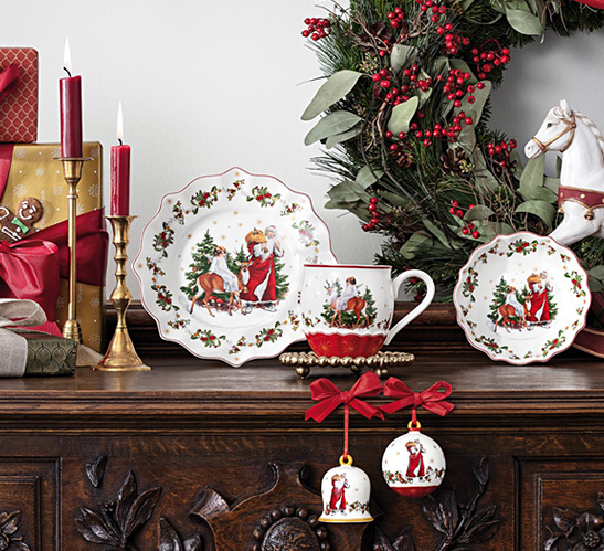 Villeroy Boch & Annual Christmas Collection
