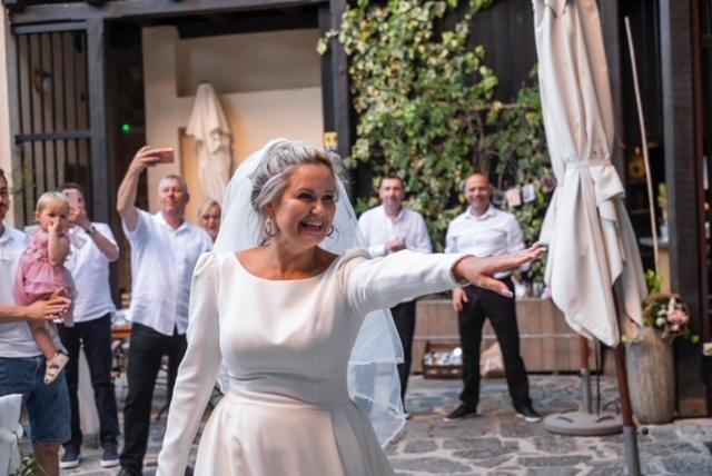 """Кралицата на сватбите в Хърватия отново каза """"Да"""""""