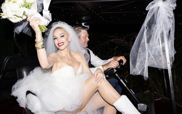 Гуен Стефани се омъжи в рокля на Vera Wang