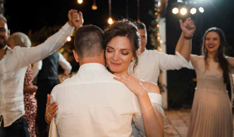 Сватбата на Нора Шопова & Траян Косев – 14.08.2021